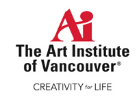 The Art Institute of Vancouver Logo
