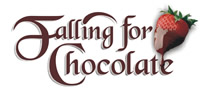 Falling for Chocolate Logo